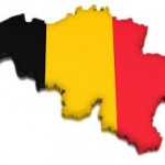 Belgische vlag 02-2015