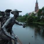 Naar en in Rathenow 26-06-2015 011