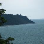 Ribnitz naar Putgarten-Kaap Arkona 22-06-2015 042