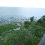 Ribnitz naar Putgarten-Kaap Arkona 22-06-2015 046
