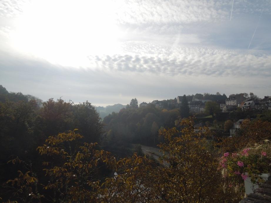 25-10-2015 Onderweg en Neris les Bains 007