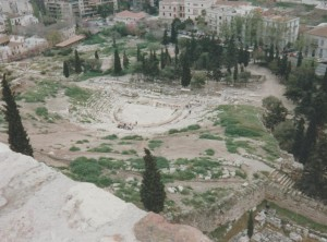 Theater -Akropolis 001