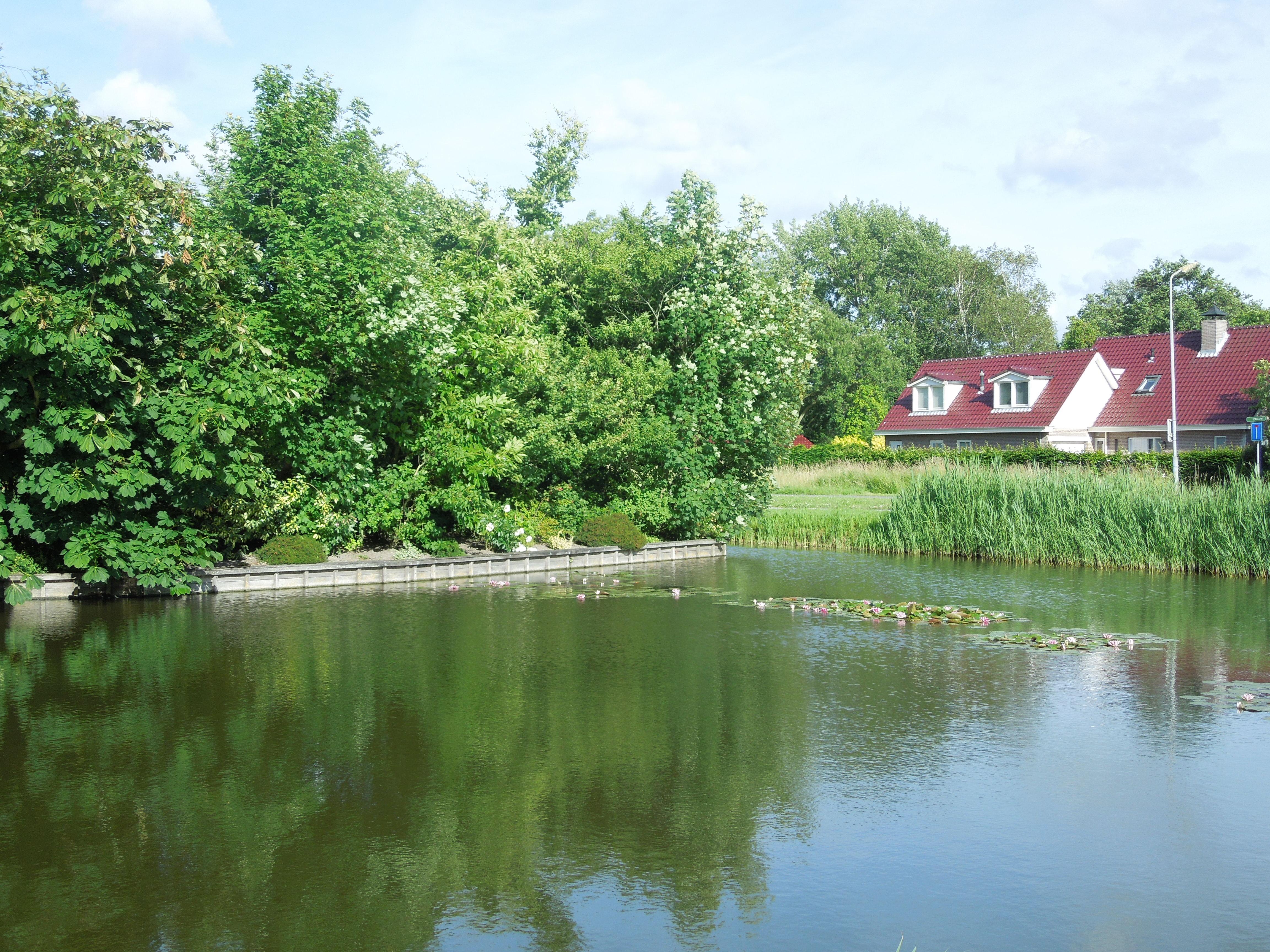 kanaal omval kolhorn